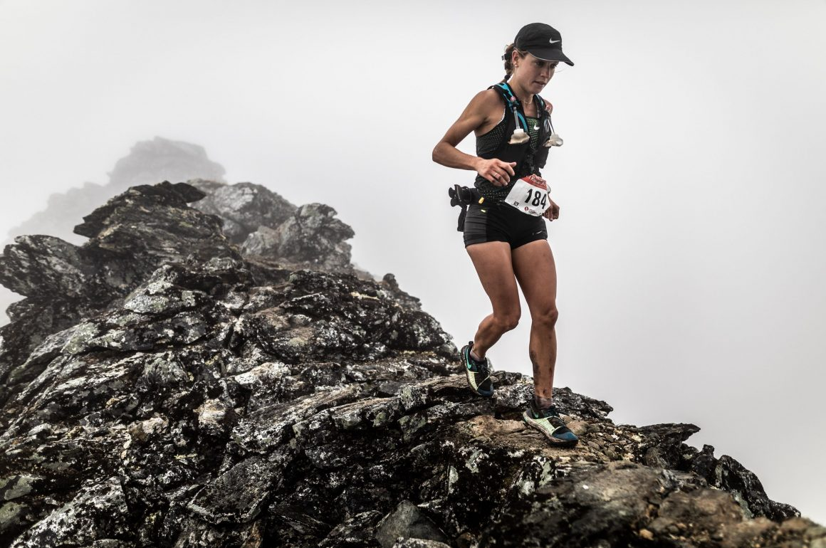 Brittany Peterson: Meet the FKT-holding ultrarunner