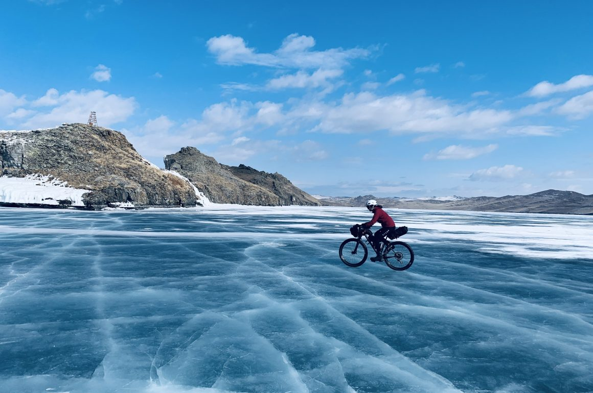 Perrine Fages: Ultracycling Lake Baikal and the Himalayas