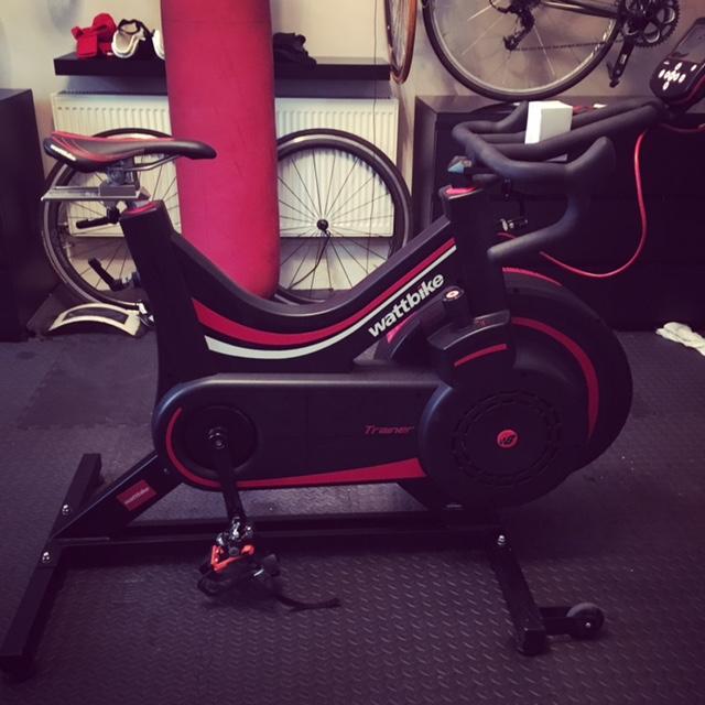 Wattbike training machine