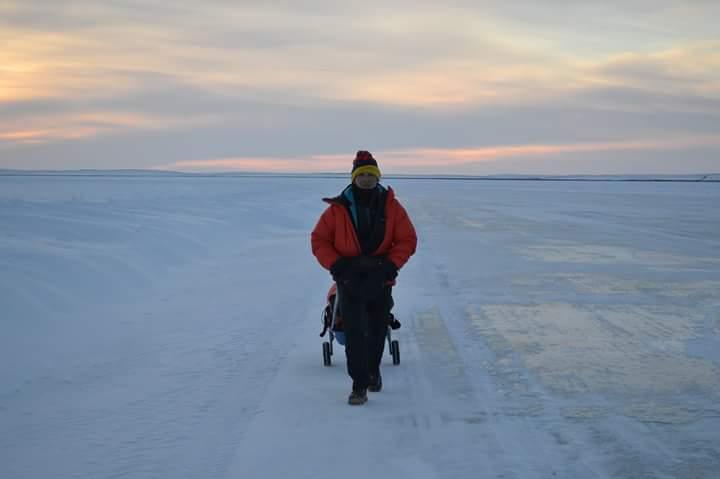 Lessons in Badassery Skiing Antarctica Coast-to-Coast Sole Image