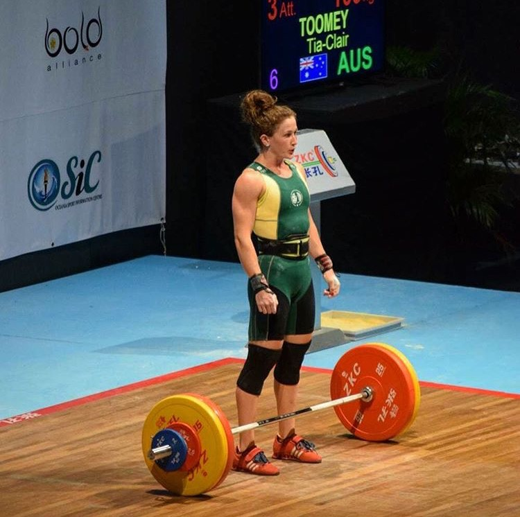 Tia-Clair Toomey: CrossFit and the Olympics