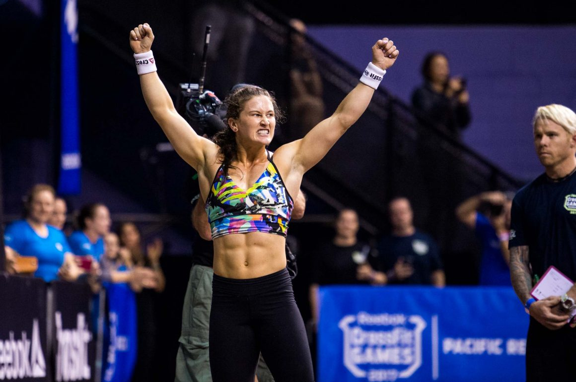 Tia-Clair Toomey: CrossFit and the Olympics triumph