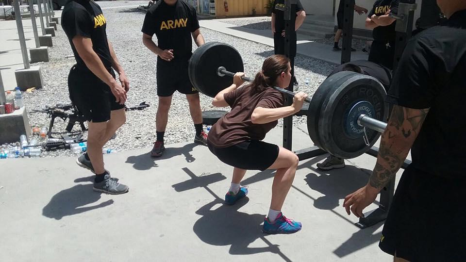Lessons in Badassery Army Training