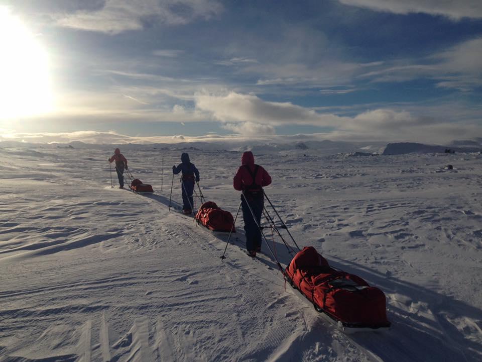 Lessons in Badassery Skiing Antarctica Coast-to-Coast