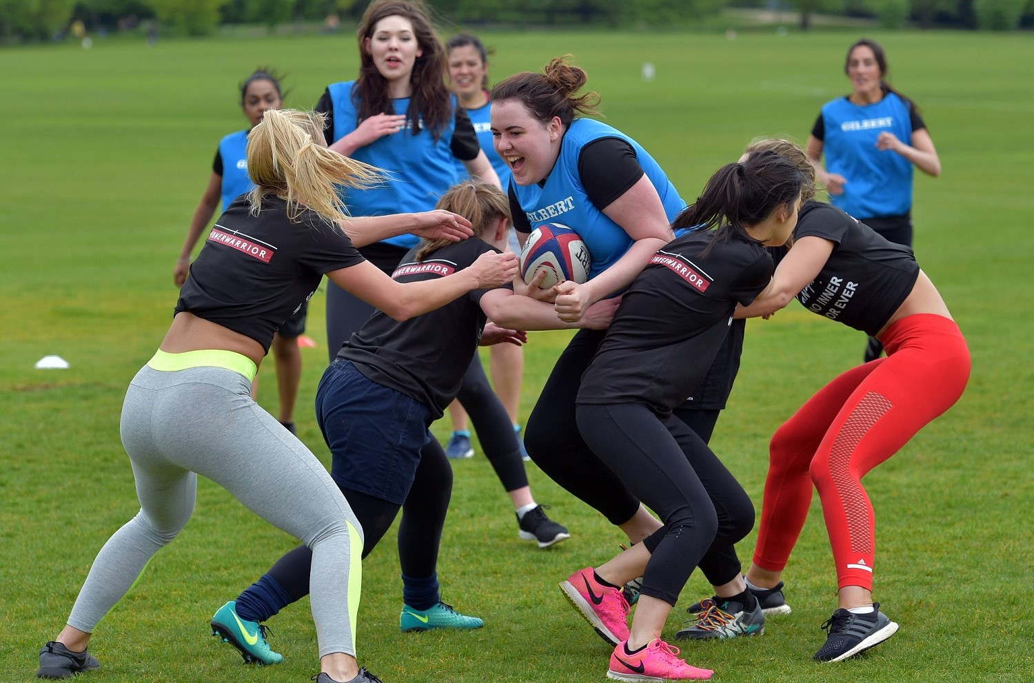 Lessons in badassery - England Rugby Warrior Camps are Back!