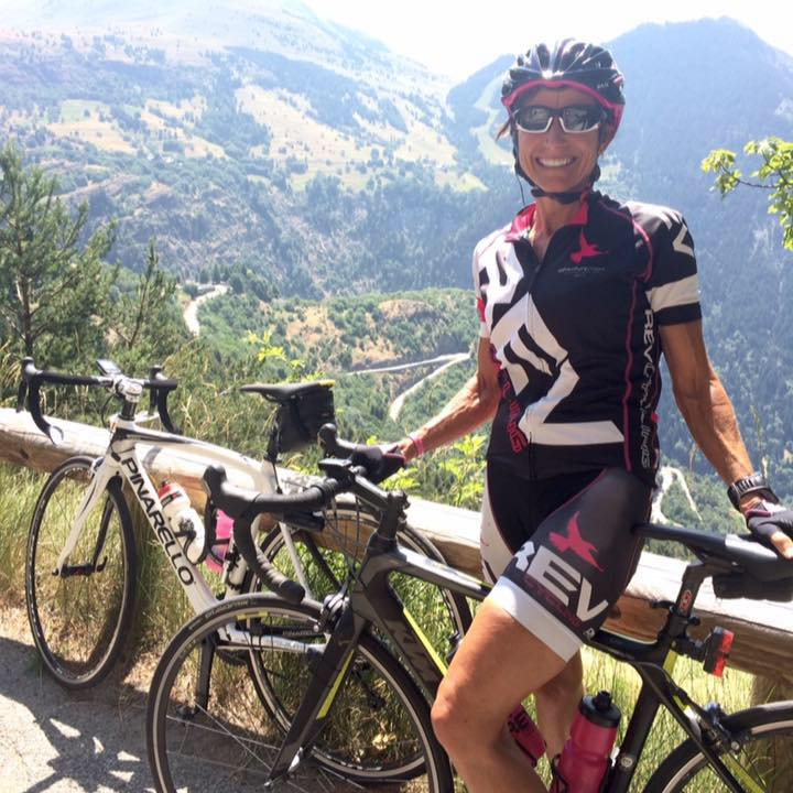 WHAT IT FEELS LIKE TO… Cycle up Alpe d'Huez 8 times in one day