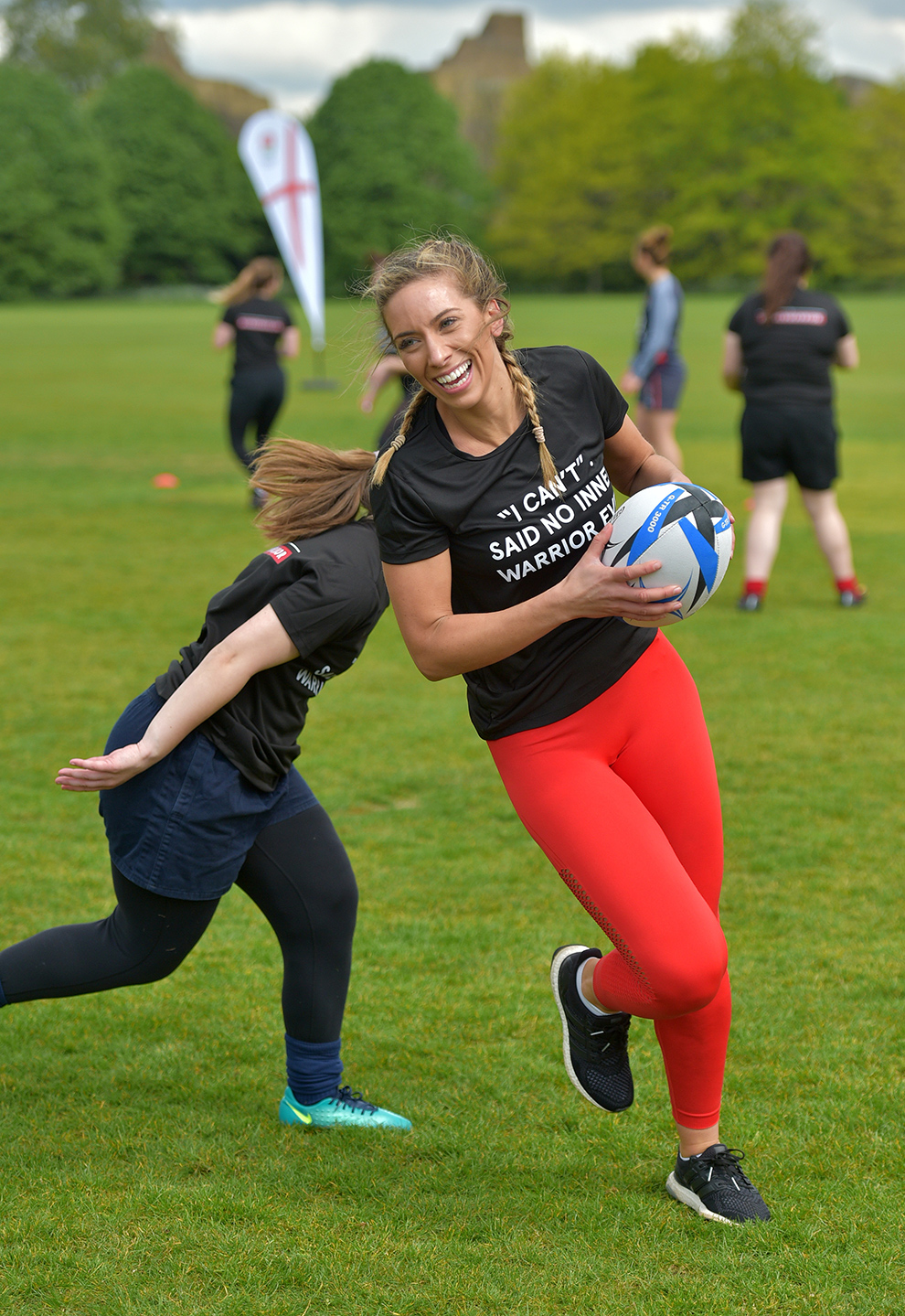England Rugby Warrior Camps are Back!