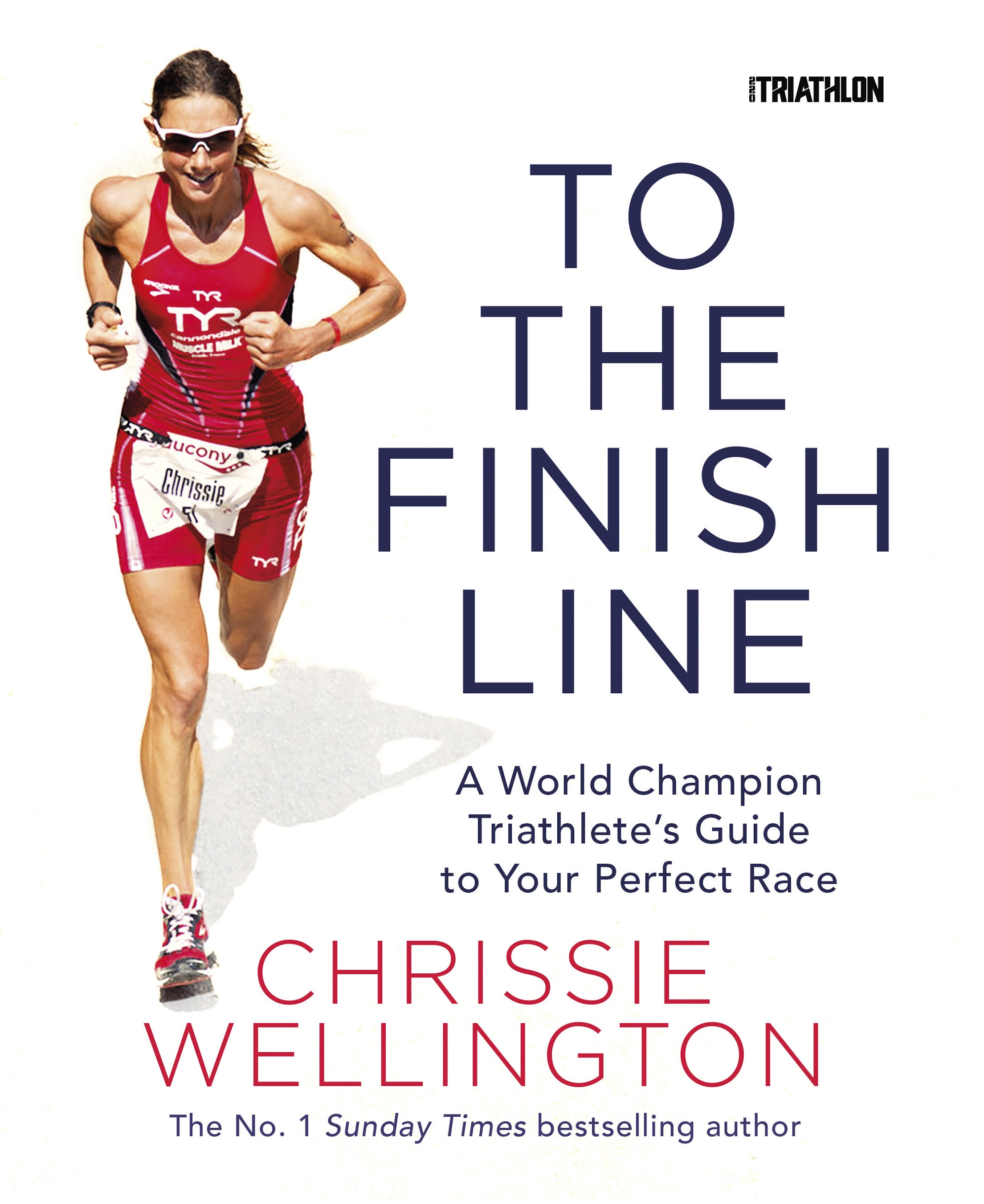 Lessons in Badassery: Chrissie Wellington - Triathlon LEGEND