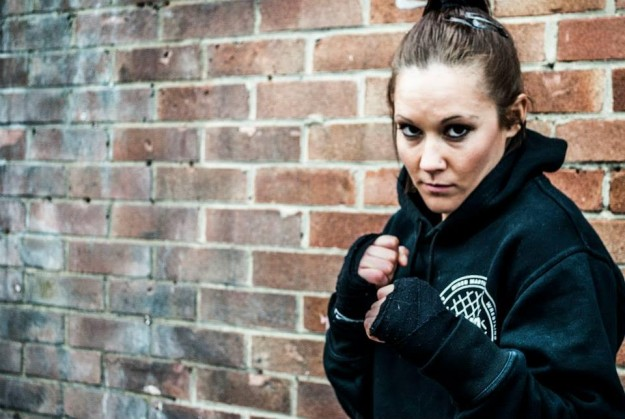 Polly Beauchamp - MMA Fighter