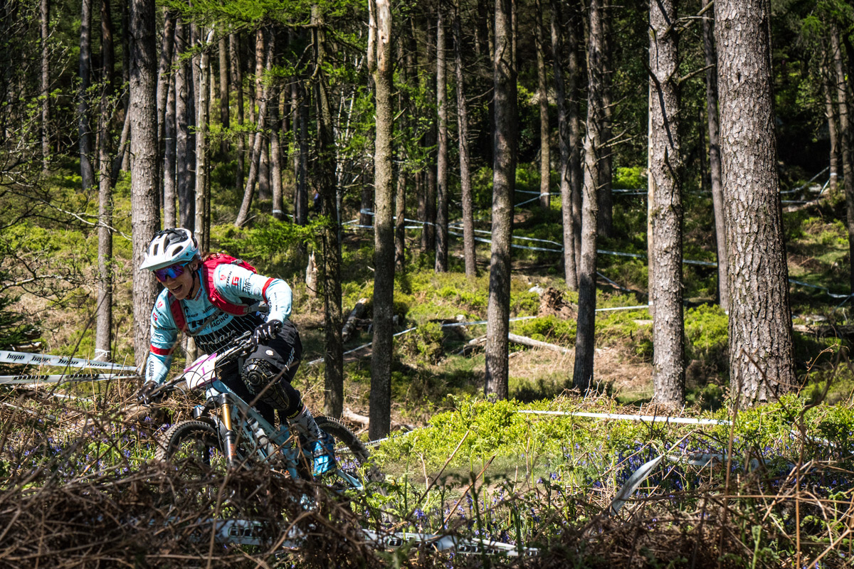 Tracy Moseley: 10 Downhill Mountain Bike Tips
