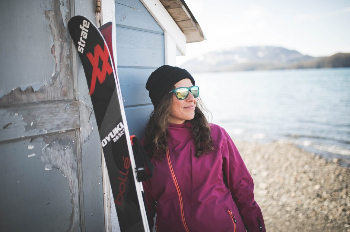 Freeskier Nat Segal: Fear + Finding The Line