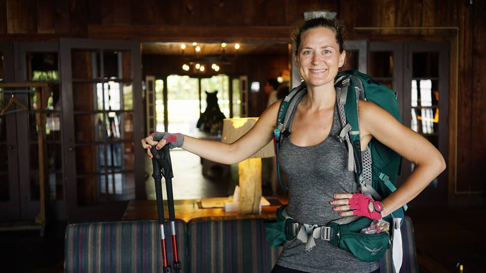 Sarah Williams: 'I enjoy pushing myself physically and mentally'