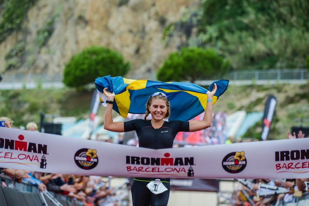 Sara Svensk: Meet the fifth fastest IRONMAN pro