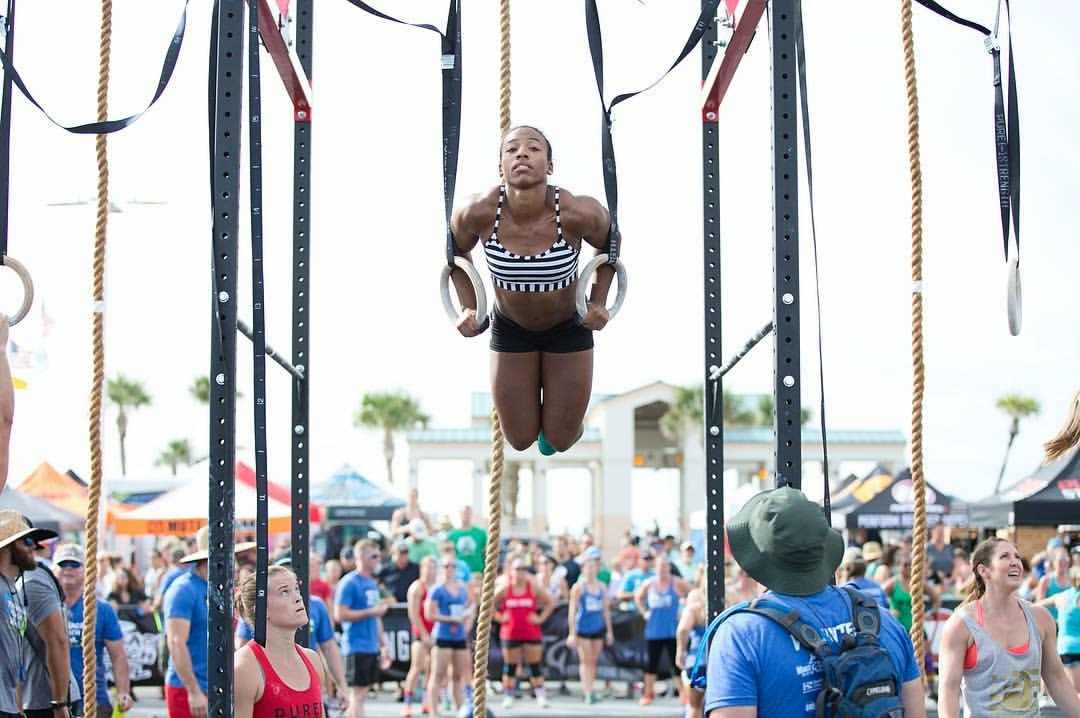 10 QUESTIONS FOR… CrossFit's Breona Evans Wallin