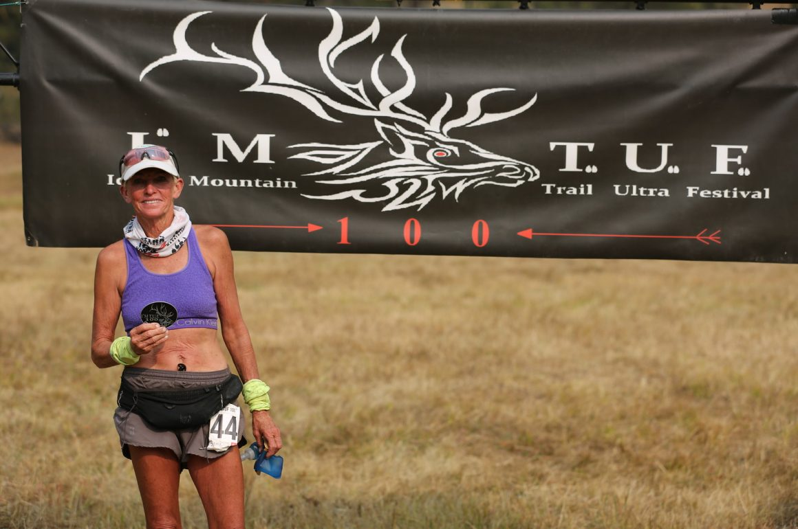 Pam Reed: Ultrarunning legend