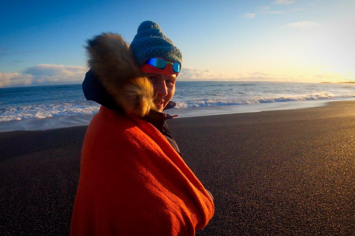 Birna Hrönn: Ice Swimmer