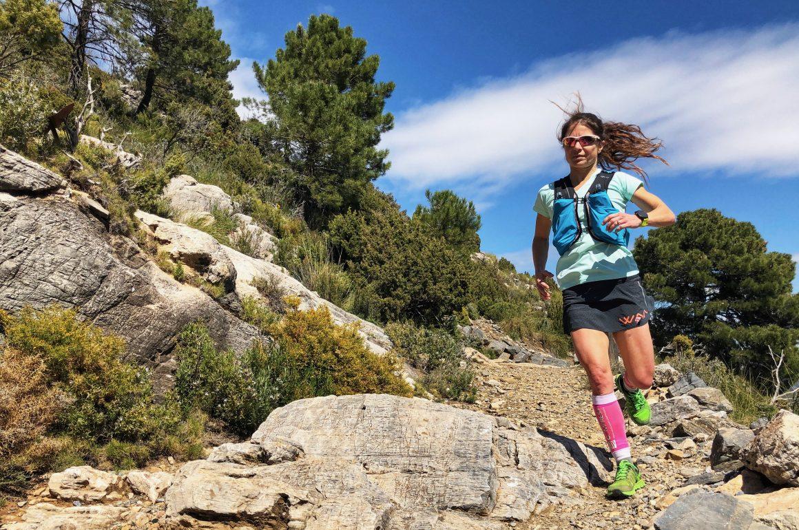 """Ultrarunner Anna-Marie Watson: """"I adore technical running"""""""