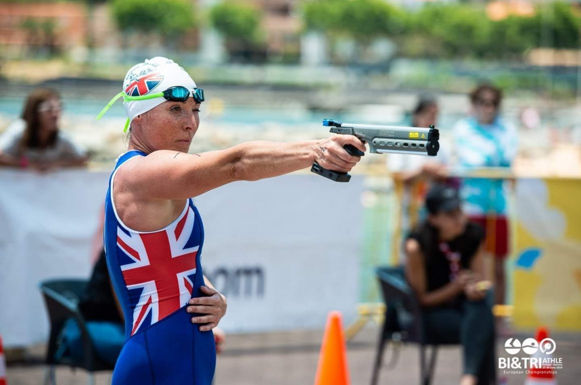 Suzie Cave: Meet the British Senior Triathle Champion