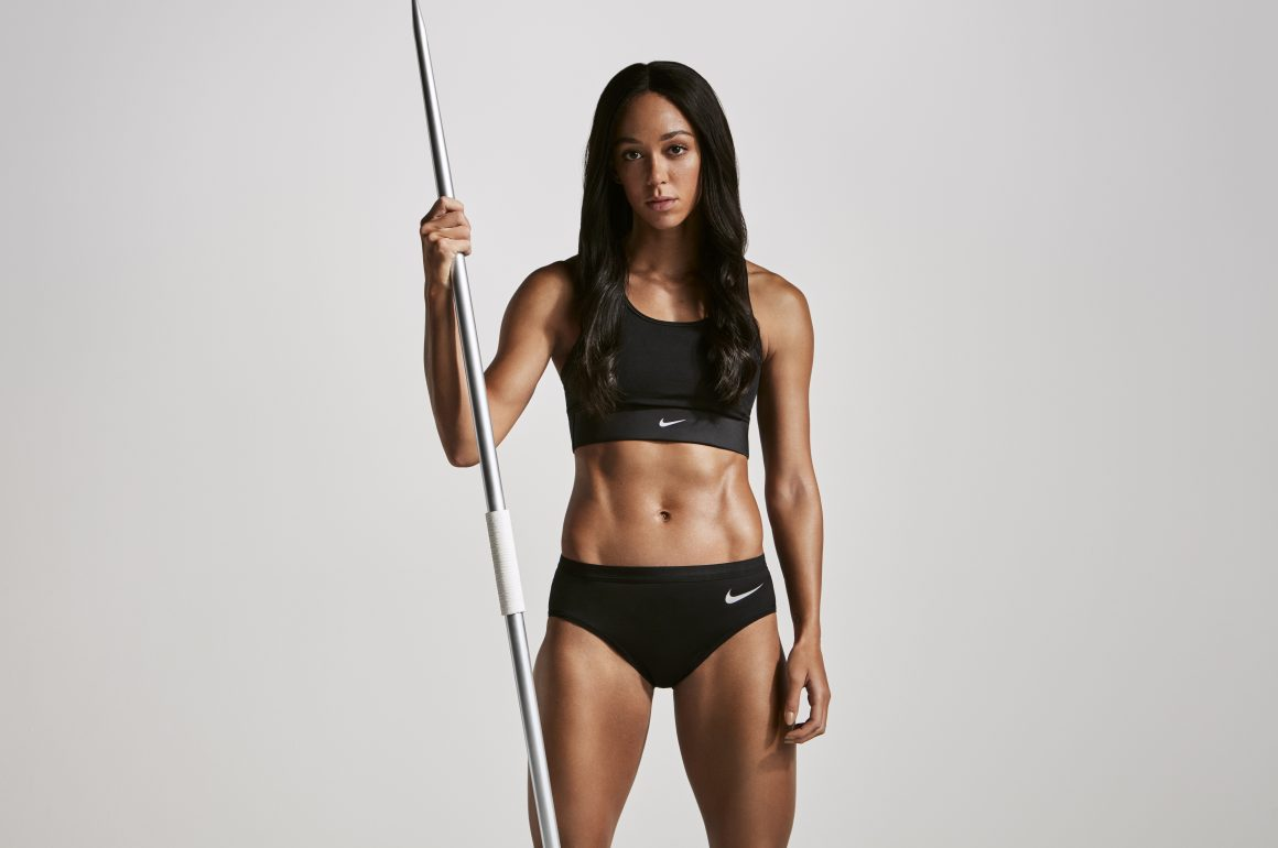 10 QUESTIONS FOR… Katarina Johnson-Thompson, Heptathlon World Champion