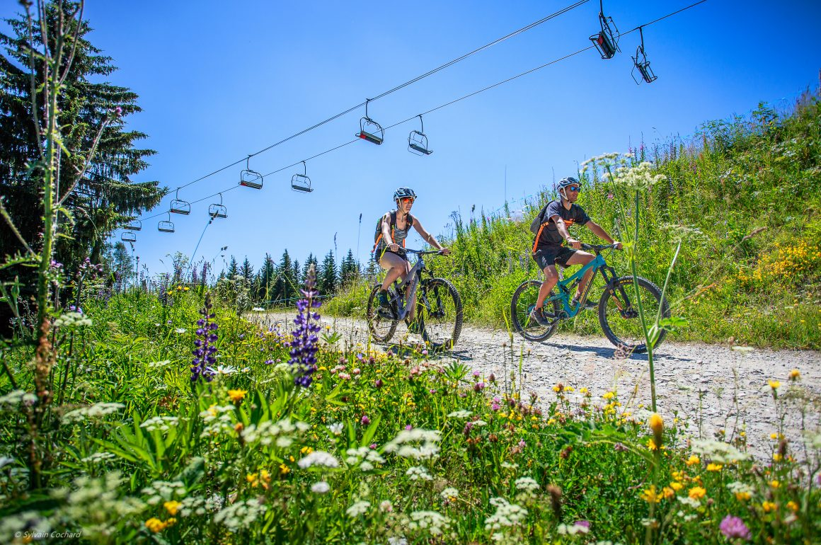 Summer Adventure Destination: Chilly Powder, Morzine