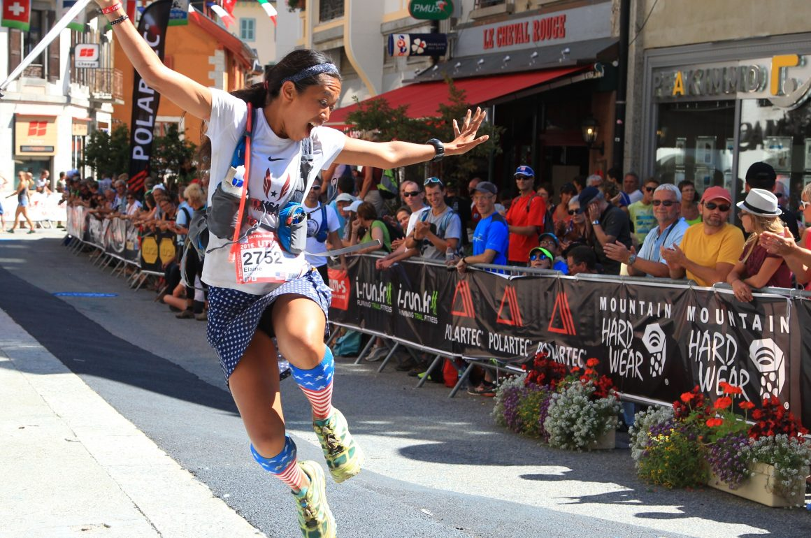 Elaine Acosta: Grief, 100-milers and giving back