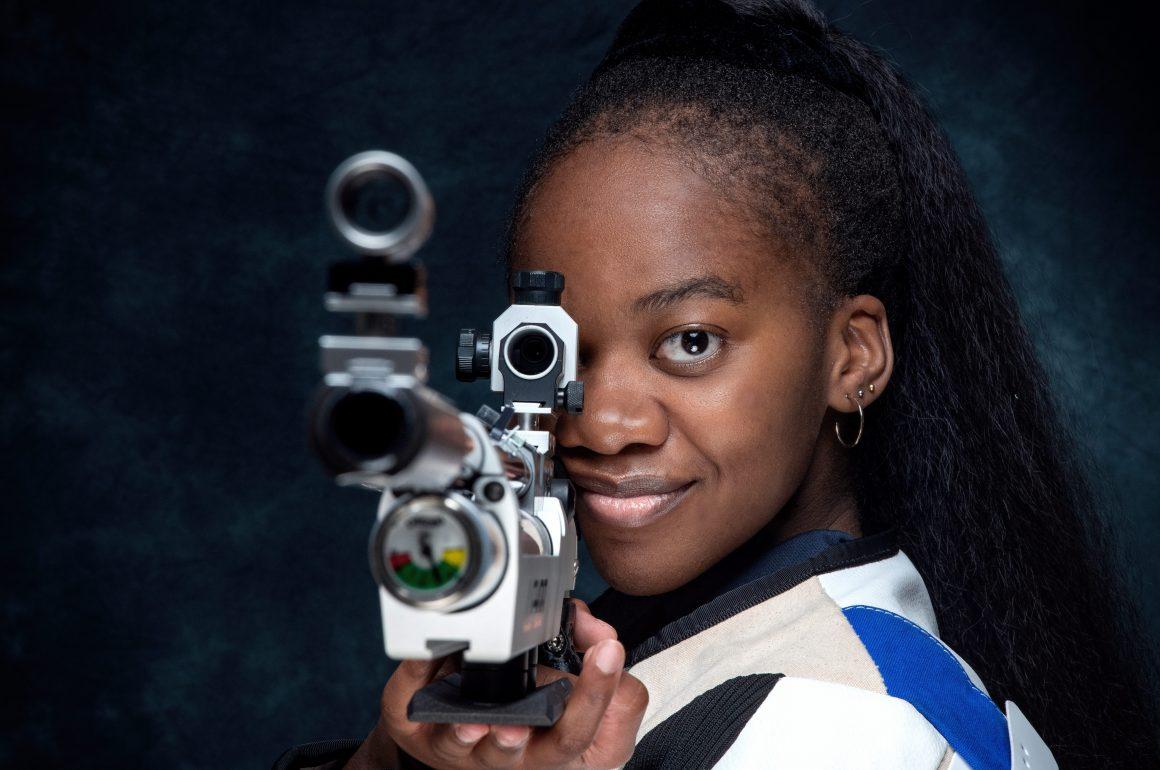 Ruth Mwandumba: Meet the GB Rifle Shooter and former English Champion
