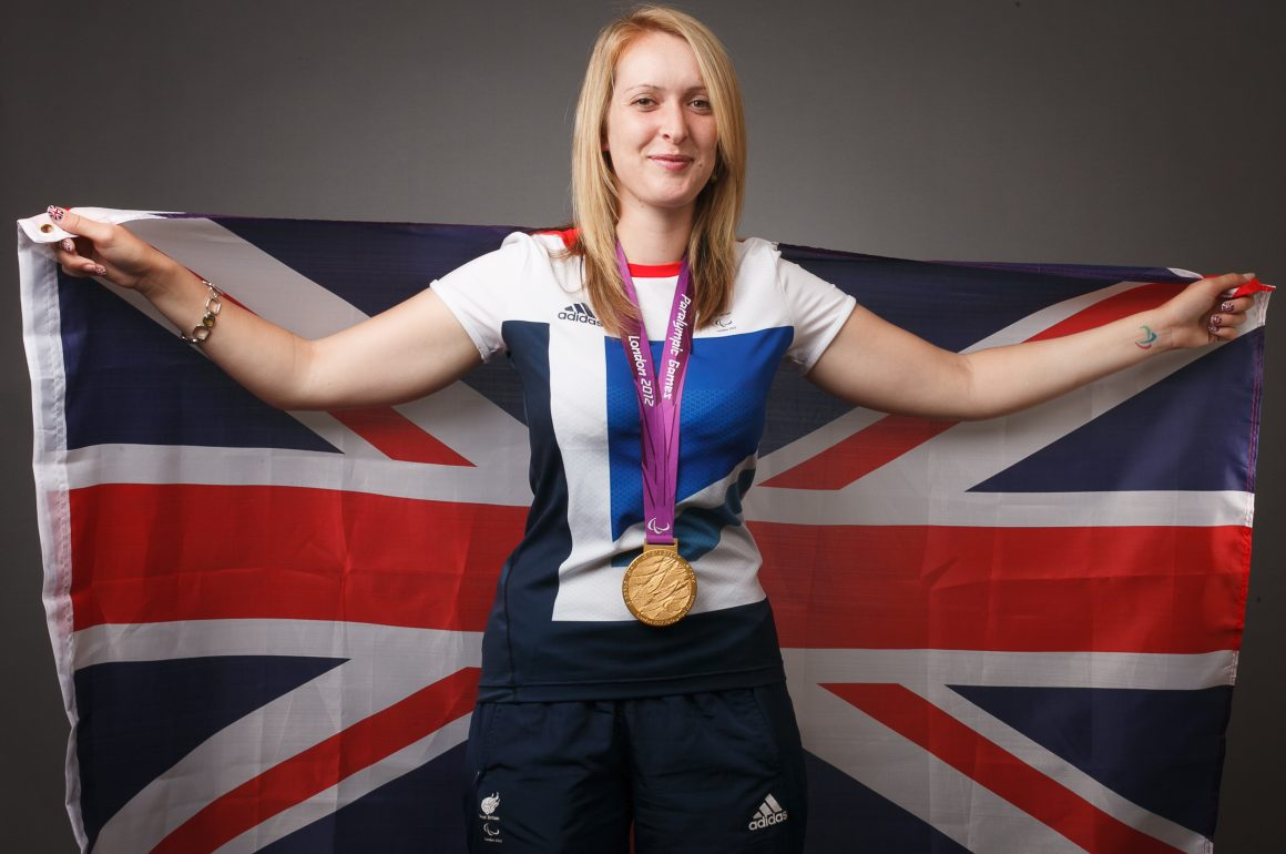 Danielle Brown: Archery's double Paralympic gold medallist