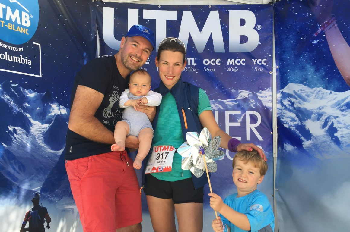 Ultrarunner Sophie Power: Motherhood and mountain ultras